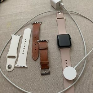 Accessories - Apple Watch Series 3